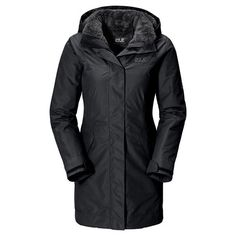 Jack Wolfskin 5th Avenue Texapore Coat - Insulated (For Women)