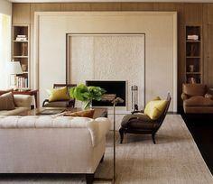 Design Detail: Fireplace Surround | Bear-Hill Interiors