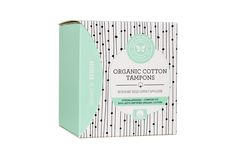 Organic Cotton Tampons With Applicator   The Honest Company
