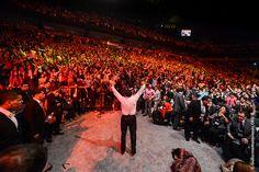 "The name that God revealed to Israel was the name ""I Am"" and everyone here knows what the name ""I Am"" means but, do we understand what it represents? //  El nombre que Dios reveló a Israel era el nombre ""Yo Soy"" y todos aquí saben lo que el nombre ""Yo Soy"" significa pero, entendemos lo que representa?"