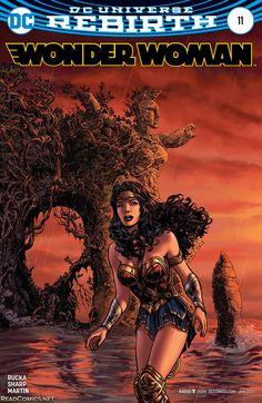 Wonder Woman (2016) 11 Page 1