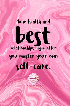 You can only give your best when you have taken Care of yourself. #thepescetariangirl #selfcare How To Better Yourself, Take Care Of Yourself, Finding Yourself, Healthy Shopping, Coach Me, Holistic Approach, Confidence Building, Health Goals, Best Relationship