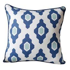 Mode géométrique oreiller diamant motif canapé-lit oreiller oreiller linge de décor décontracté