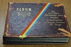 Albumul pe care Samoilă Mârza i l-a oferit lui Nicolae Iorga este depozitat astăzi la Biblioteca Academiei Române Album, Books, Art, Livros, Art Background, Libros, Kunst, Book, Gcse Art