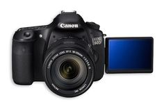 canon 60D - [Canon EOS 60D 18 MP CMOS Digital SLR Camera with 3.0-Inch LCD and 18-135mm f/3.5-5.6 IS UD Standard Zoom Lens (See all Digital SLRs)]
