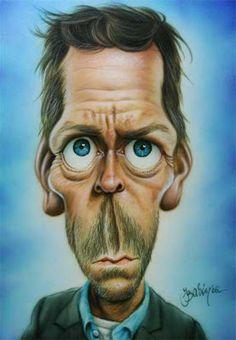 """That 'House"""" dude. Insanidade Nerd: As caricaturas mais engraçadas da Internet"""