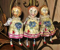 Angels of spring   by Marija Malickaite, via Flickr  Their little shoes are so cute with the red tips on them)