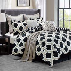 Dorchester 9 Piece Comforter Set