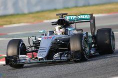 Lewis Hamilton, Mercedes, Circuit de Catalunya, 2016