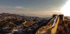 Greatwall Sky长城云天 by Duothink via http://ift.tt/2jfPa7B