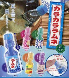 J Dream Soda Bottle Keychain Backpack Cellphone Strap Charm 1 Blind Box Bag Toy