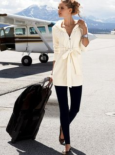 such a jetsetter