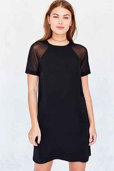 Black dress urban outfitters 5th