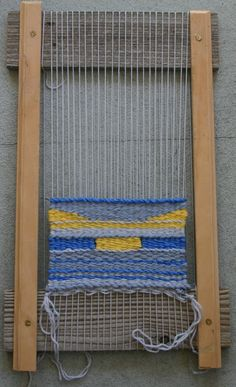 An Introduction to Tapestry Weaving