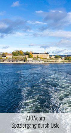 Erstes Ziel unserer Kreuzfahrt mit AIDAcara war die Hauptstadt Norwegens - Oslo. Wir nehmen Euch mit auf einen Spaziergang durch diese wundervolle Stadt.