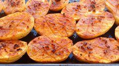 Les receptes que m'agraden: Patatas al horno con ajo y pimentón
