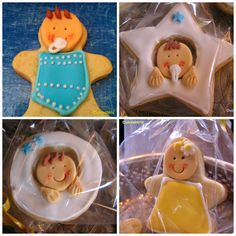 Galletas Bebe - Baby Shower Cookies
