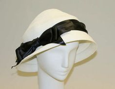 1957 women's fashion hat