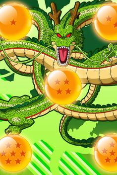 #dragonballz wallpapers | Dragon Ball Z Shenron | http://www.fabuloussavers.com/dragon-ball-z-wallpapers.shtml