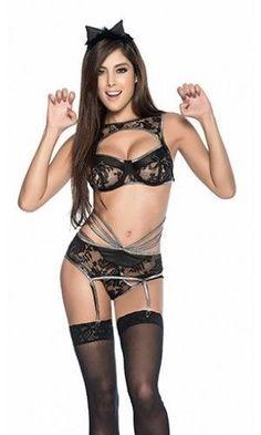 Sexy bedroom dress up