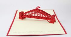 Aliexpress.com :  Sydney Harbour bridge 3D POP Up Greeting Cards  Paperpop stationary | Alibaba Group