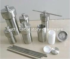 Teflon Lined Hydrothermal Synthesis Autoclave Reactor (Customizable) Kettle, Educational Supplies, Stuff To Buy, Alibaba Group, School Supplies, Flask, Microwave, School Stuff, Teapot