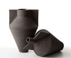 Cappellini Jana vase by Antonio Forteleoni