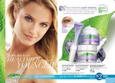 Get healthier, younger looking skin with AVON Elements Youth Restoring line - all hypoallergenic!  Shop now @ GetMyAvon.net