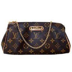 3f80ef021b5 Fashion Designers   Designer Handbags   2016 Fashion Louis Vuitton Eva  Cluth Only $198, Time