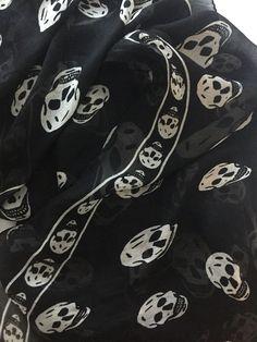 Alexander McQueen scarf Alexander Mcqueen Scarf, Scarves, Accessories, Fashion, Scarfs, Moda, Fashion Styles, Fashion Illustrations, Jewelry Accessories