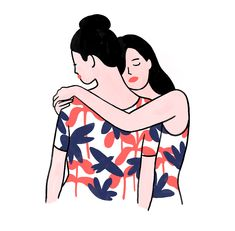 Lorraine Sorlet – INAG | I Need A Guide | #illustration