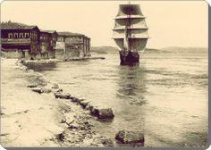 Rumeli Hisarı Sahili - 1890