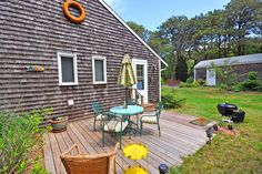 Check out this awesome listing on Airbnb: Romantic, Private and Peaceful.  in Eastham