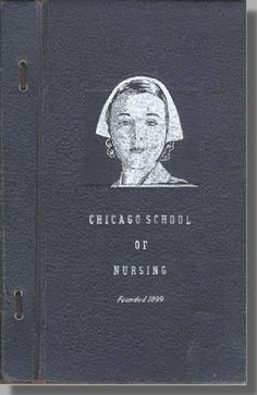 American Association for the History of Nursing (AAHN) is a professional organization which fosters the importance of history in understanding the present and guiding the future of nursing, Nursing Pins, Nursing Career, Nursing Schools, Vintage Nurse, Vintage Medical, Vintage Art, History Of Nursing, Look At The Book, School Badges