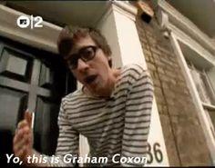 Graham Coxon – MTV Cribs Graham Coxon, Plastic Beach, Mtv Cribs, Britpop, Blur, Crushes, Bands, Heart, Music