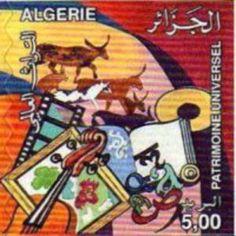 ◇Algeria  2000