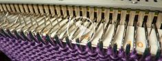 Interested in knitting machines? Check out this site - free videos and lots of good information