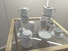 Lucie Volková LuckaVo Diplomka Ateliér design keramiky Fakulta umění a designu UJEP #czechdesigners #porcelain #ceramic
