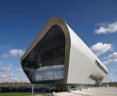 TAG Farnborough Airport / 3DReid Architects   ArchDaily