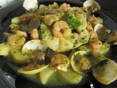 Blog con recetas sencillas, rápidas y económicas de cocina tradicional realizadas por Ana Sevilla