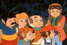 The Littles.  There was no better show then this one.  I was obsessed with it.