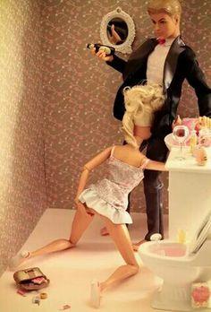 Barbie Trashy by Mariel Clayton Barbie Funny, Bad Barbie, Barbie And Ken, Girl Barbie, Barbie Humor, Barbie In Real Life, Barbie Life, Barbie World, Sick