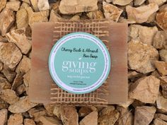 My personal favorite scent...it's absolutely delicious.  www.givingsoaps.com