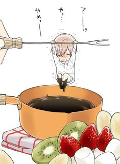10 Count - Kurose Riku x Shirotani Tadaomi. By Rihito Takarai Yandere Manga, Anime Chibi, Kawaii Anime, Manga Anime, 10 Count Manga, Ten Count, Takarai Rihito, Chibi Food, Natsume Yuujinchou