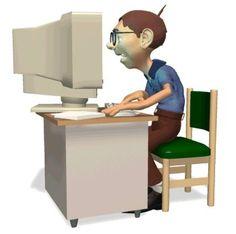 Alguém dando o duro no computador...  Não pisca e nem fecha a boca....  Bons tempos chegaram....   Aproveite para conhecer....  http://www.tsu.co/niltonglima/3003471