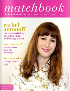 Matchbook magazine may/2011 #lifestyle #fashion #decor #art