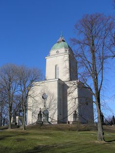 Suomenlinnan kirkko, Suomelina, Helsinki, Suomi