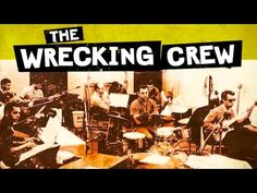 The Wrecking Crew | Music Documentary. When you listen to Beach Boys et al. studio recordings that were released in the '60s and '70s for sale, do you think you are listening also to instruments they were playing when the music was recorded? You aren't, but are listening to The Wrecking Crew, an anonymous group of studio-session musicians who backed -- more often totally replaced -- most all the big-name groups'/artists' own instrument playing for the studio recordings made in LA, CA.