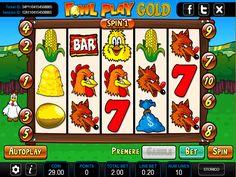 Fowl Play Gold OnLine in esclusiva su Merkur Win