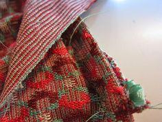 Ik maakte NOG een ZAK-broek...   ....en deze keer legde ik alle stappen foto-gewijs vast.   Kwestie van ineens ook een visuele tuto...